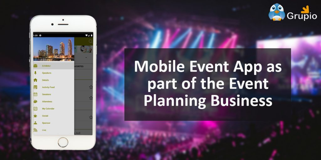 Take your Event Planning Business to new heights Grupio