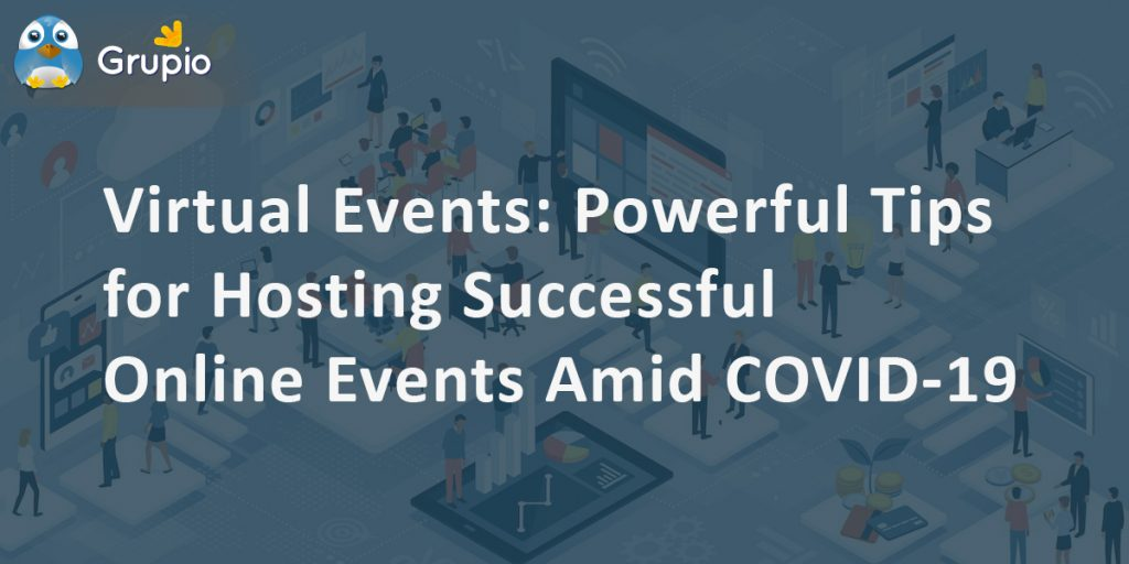 virtual events powerful tips for hosting successful online